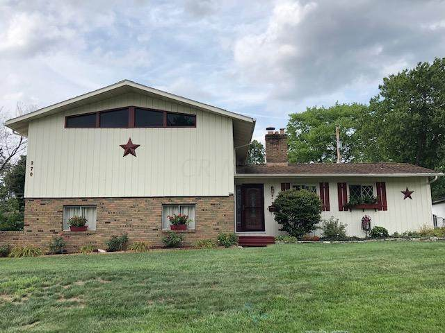 270 Rocky Fork Drive N, Columbus, OH 43230 (MLS #220027469) :: The Willcut Group