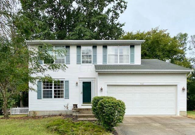 541 Ashton Woods Drive, Ashville, OH 43103 (MLS #220029769) :: 3 Degrees Realty