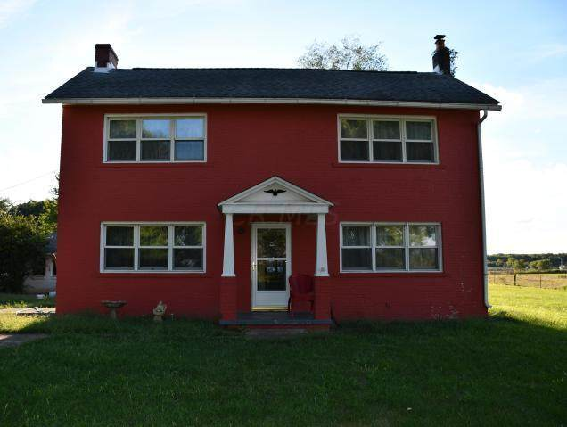 905 State Route 316, Ashville, OH 43103 (MLS #220030941) :: CARLETON REALTY