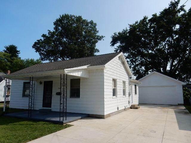 216 Delano Street, Mount Vernon, OH 43050 (MLS #220032522) :: The Holden Agency