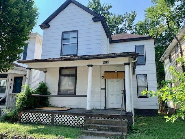 555 E Whittier Street, Columbus, OH 43206 (MLS #220033429) :: Exp Realty