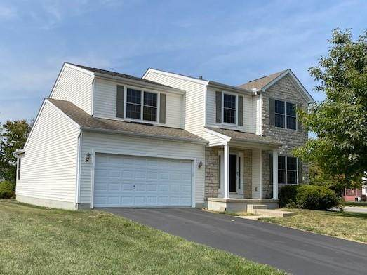 2329 Featherwood Drive, Columbus, OH 43228 (MLS #220033487) :: The Holden Agency