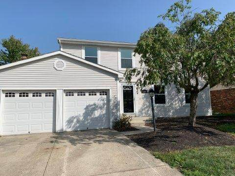 8798 Curran Point Court, Powell, OH 43065 (MLS #220034118) :: The KJ Ledford Group