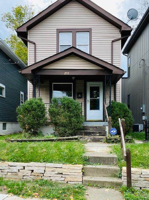255 E 3rd Avenue, Columbus, OH 43201 (MLS #220034368) :: The Raines Group