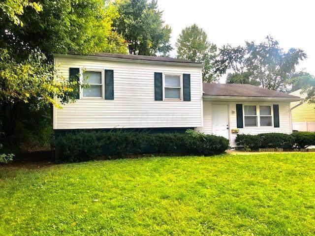 5355 Paladim Road, Columbus, OH 43232 (MLS #220034970) :: Berkshire Hathaway HomeServices Crager Tobin Real Estate