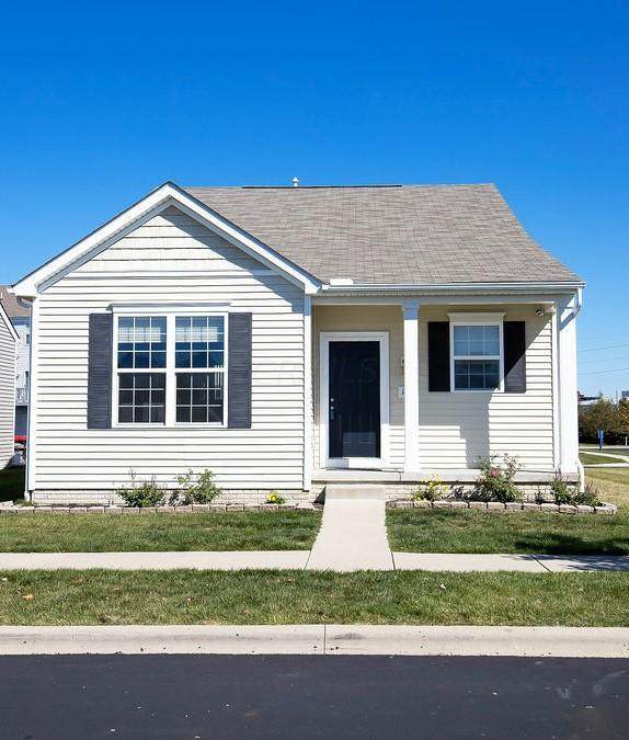 1400 Gary Ganue Drive, Columbus, OH 43228 (MLS #220035693) :: The Jeff and Neal Team | Nth Degree Realty