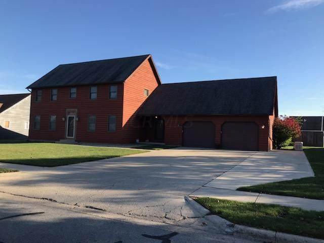 1103 Farmington Lane, Washington Court House, OH 43160 (MLS #220035711) :: The Holden Agency