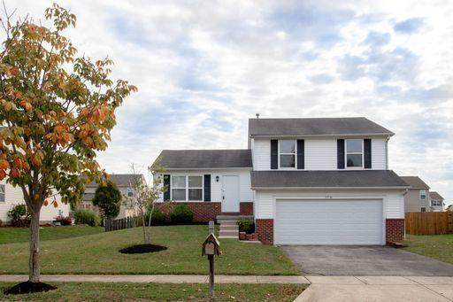 5716 Venison Way, Groveport, OH 43125 (MLS #220035920) :: Exp Realty
