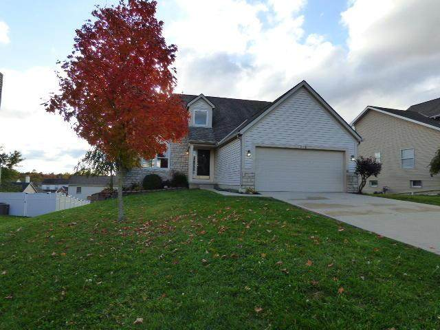 218 Kyber Run Circle, Johnstown, OH 43031 (MLS #220036173) :: RE/MAX ONE