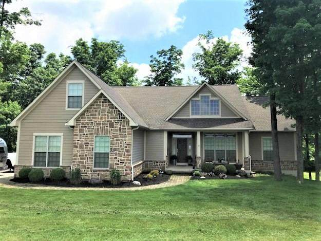 1245 County Road 24, Marengo, OH 43334 (MLS #220036977) :: The Holden Agency