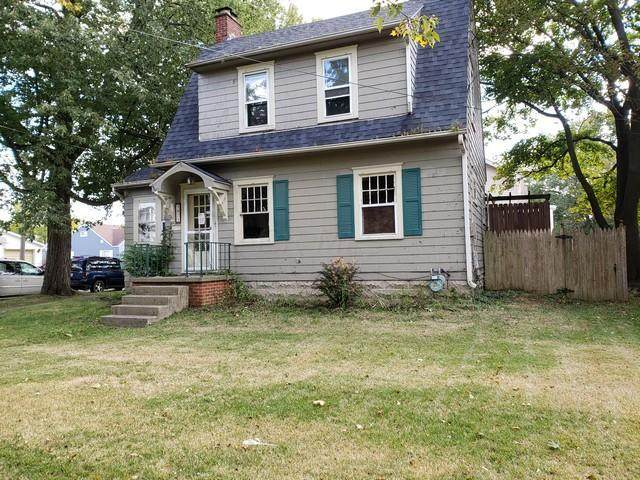 1071 E Church Street, Marion, OH 43302 (MLS #220037607) :: The Holden Agency