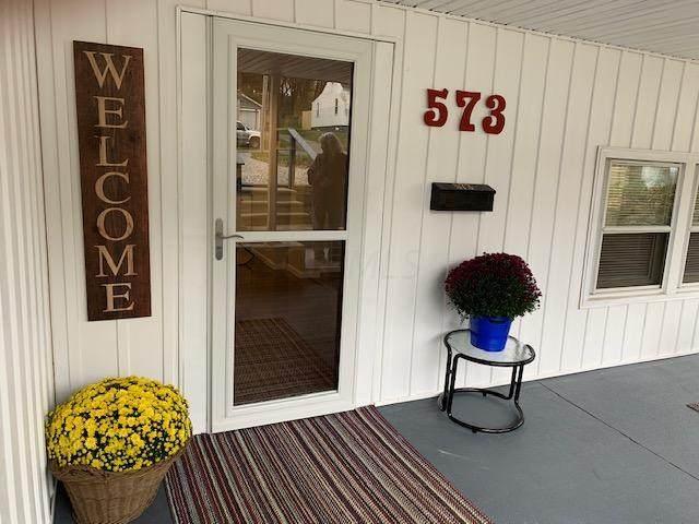 573 Garfield Avenue, Newark, OH 43055 (MLS #220037994) :: Sam Miller Team
