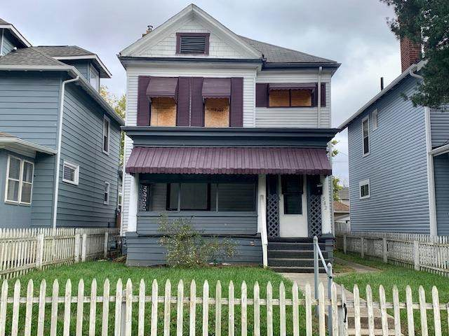 582 Gilbert Street, Columbus, OH 43205 (MLS #220038017) :: Signature Real Estate