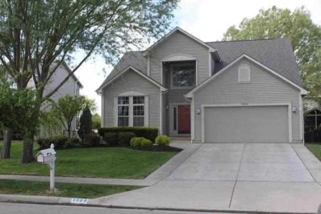 5698 Westbriar Drive, Hilliard, OH 43026 (MLS #220039466) :: Angel Oak Group