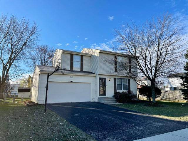 5093 Springdale Boulevard, Hilliard, OH 43026 (MLS #220040811) :: The Clark Group @ ERA Real Solutions Realty