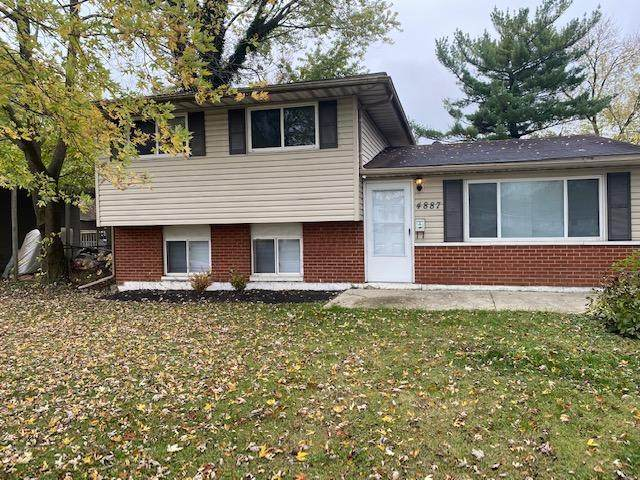 4887 Majestic Drive E, Columbus, OH 43232 (MLS #220041146) :: Berkshire Hathaway HomeServices Crager Tobin Real Estate