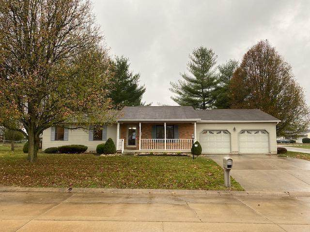 17 Hidden Point Lane, Chillicothe, OH 45601 (MLS #220041210) :: Core Ohio Realty Advisors