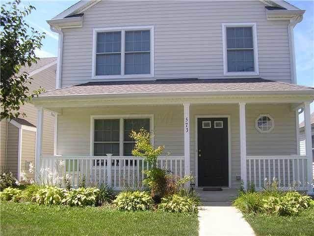 573 Penn Street #86, Galloway, OH 43119 (MLS #220041305) :: Angel Oak Group