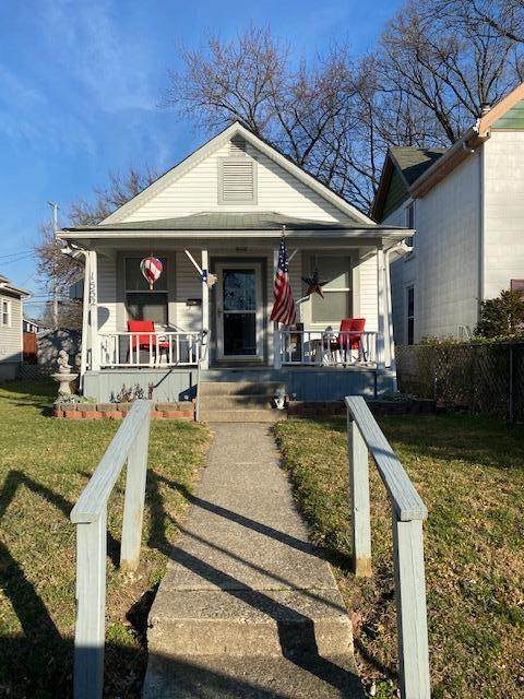 1552 Manchester Avenue, Columbus, OH 43211 (MLS #220043770) :: Berkshire Hathaway HomeServices Crager Tobin Real Estate