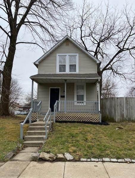 354 S Ogden Avenue, Columbus, OH 43204 (MLS #221000370) :: Core Ohio Realty Advisors