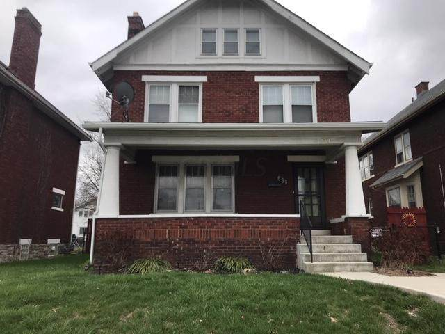 689 Kimball Place, Columbus, OH 43205 (MLS #221001361) :: 3 Degrees Realty