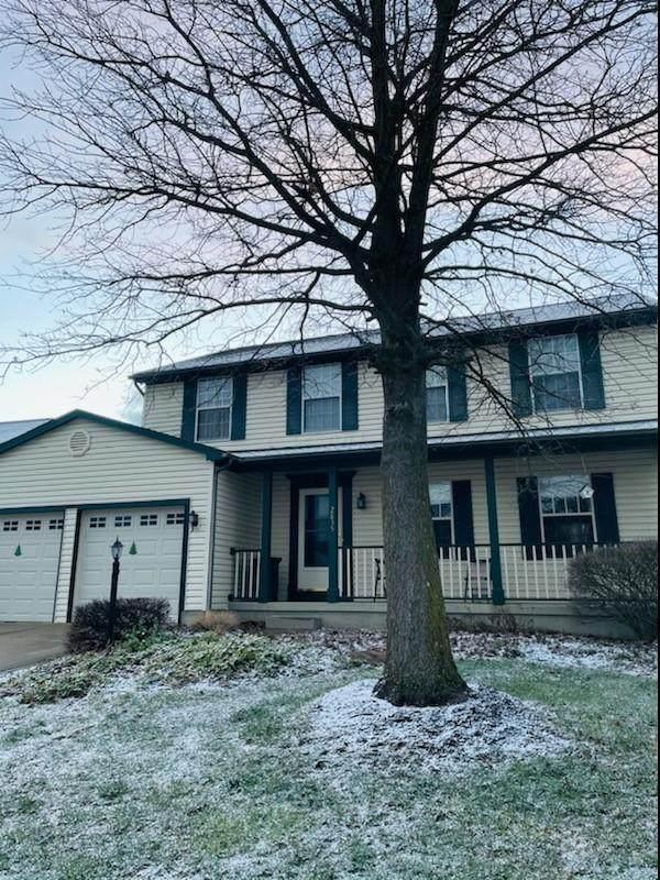 2835 Bohlen Drive, Hilliard, OH 43026 (MLS #221001444) :: Berkshire Hathaway HomeServices Crager Tobin Real Estate