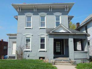 114 W 4th Street, Mansfield, OH 44903 (MLS #221002330) :: Core Ohio Realty Advisors