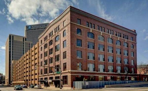 78 E Chestnut Street #404, Columbus, OH 43215 (MLS #221004951) :: Exp Realty