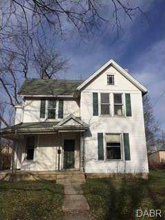 242 E Grand Avenue, Springfield, OH 45505 (MLS #221005005) :: Bella Realty Group