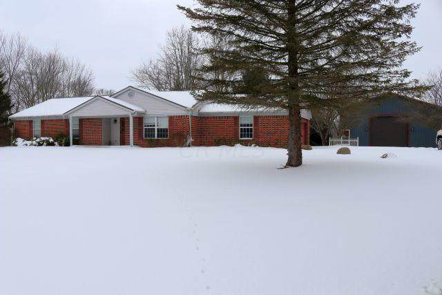 5835 Newark Road, Mount Vernon, OH 43050 (MLS #221005345) :: Sam Miller Team
