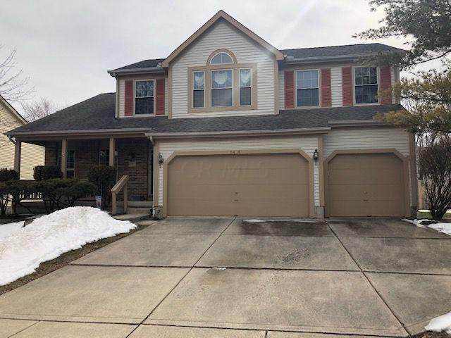 5465 Oakwynne Avenue, Hilliard, OH 43026 (MLS #221005508) :: MORE Ohio