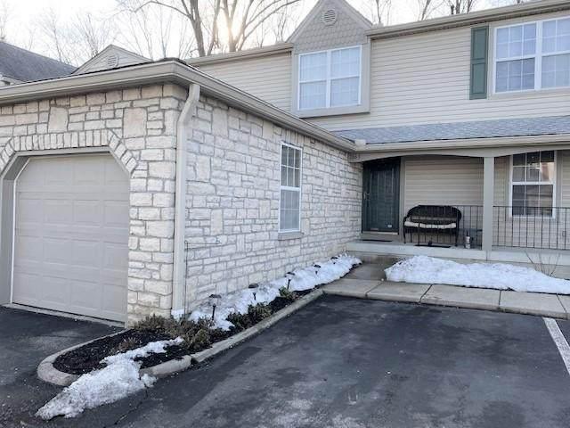 1863 Ridgebury Drive 45D, Hilliard, OH 43026 (MLS #221005518) :: RE/MAX ONE