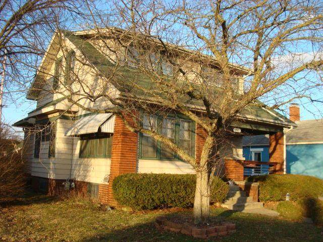 395 Allen Avenue, Chillicothe, OH 45601 (MLS #221005726) :: The Holden Agency