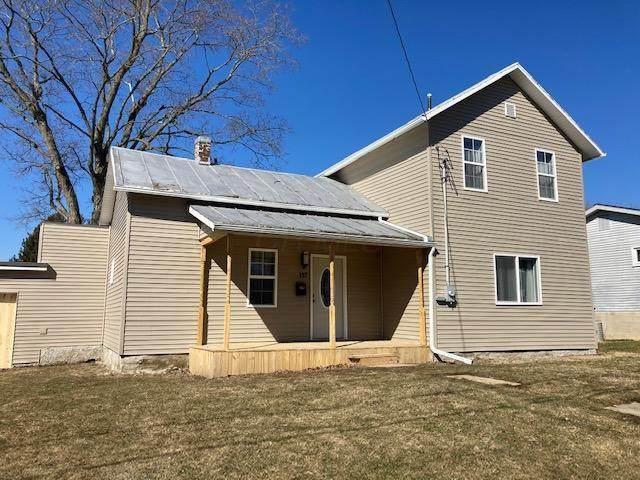 117 N Vine Street, Mount Gilead, OH 43338 (MLS #221006009) :: The Holden Agency