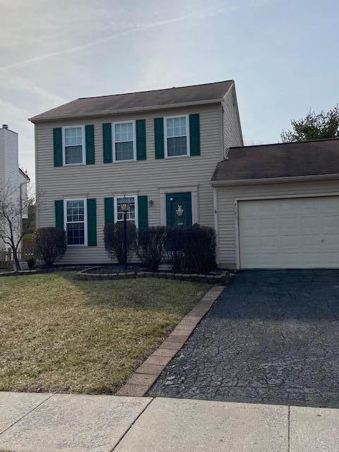 4385 Jennydawn Place, Hilliard, OH 43026 (MLS #221006563) :: MORE Ohio
