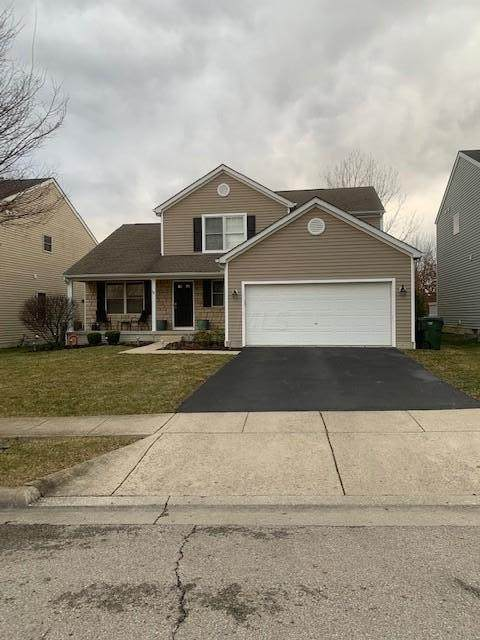 8955 Emerald Hill Drive, Lewis Center, OH 43035 (MLS #221006995) :: Bella Realty Group