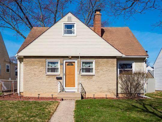 883 Chestershire Road, Columbus, OH 43204 (MLS #221008340) :: Core Ohio Realty Advisors