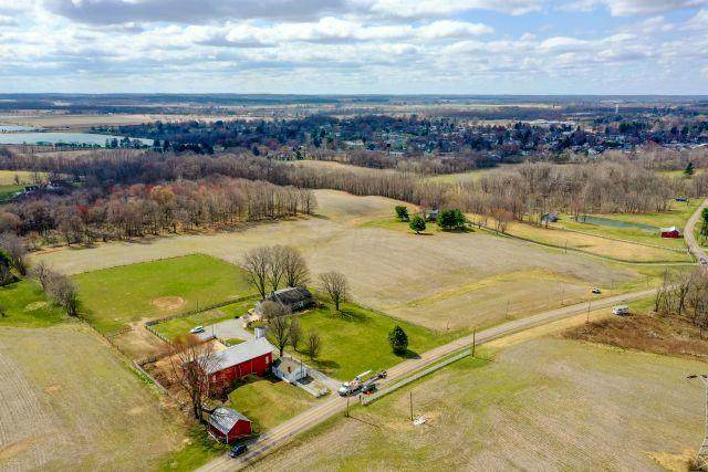 11622 Fredericktown Amity Road, Fredericktown, OH 43019 (MLS #221009416) :: Core Ohio Realty Advisors