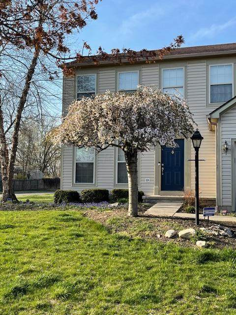 4380 Jennydawn Place, Hilliard, OH 43026 (MLS #221010939) :: MORE Ohio
