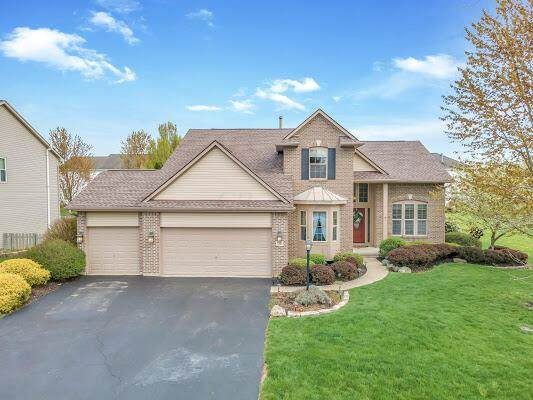 7751 Kentonhurst Court, Westerville, OH 43082 (MLS #221011304) :: RE/MAX Metro Plus