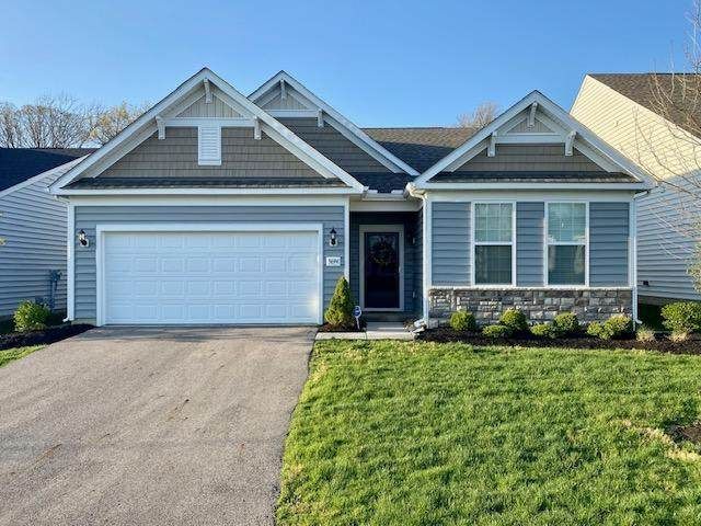 5694 Knob Creek Drive #2, Westerville, OH 43081 (MLS #221011305) :: CARLETON REALTY