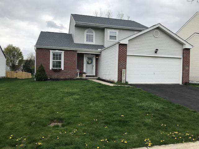 133 Bricknell Way, Delaware, OH 43015 (MLS #221011461) :: MORE Ohio