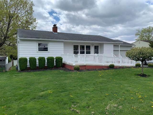 1775 Glenmar Drive, Lancaster, OH 43130 (MLS #221011878) :: Jamie Maze Real Estate Group