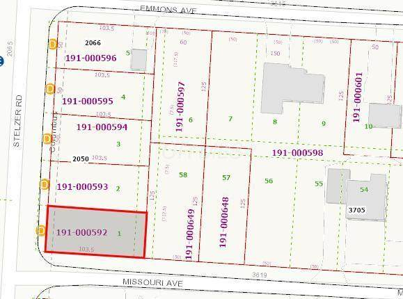 Lot 1 N Stelzer Road, Columbus, OH 43219 (MLS #221012311) :: Jamie Maze Real Estate Group