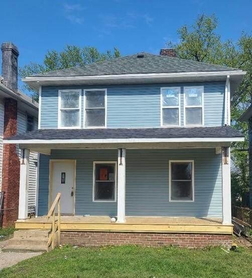 266 S Richardson Avenue, Columbus, OH 43204 (MLS #221013345) :: RE/MAX Metro Plus