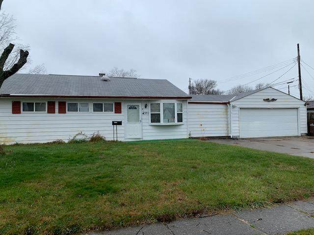 4371 Robin Street, Grove City, OH 43123 (MLS #221013550) :: 3 Degrees Realty