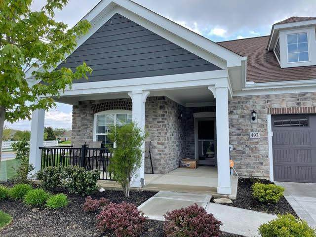 492 Whistling Way Drive, Lewis Center, OH 43035 (MLS #221014044) :: MORE Ohio