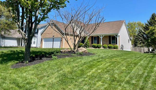 2854 Frazell Road, Hilliard, OH 43026 (MLS #221014164) :: RE/MAX ONE