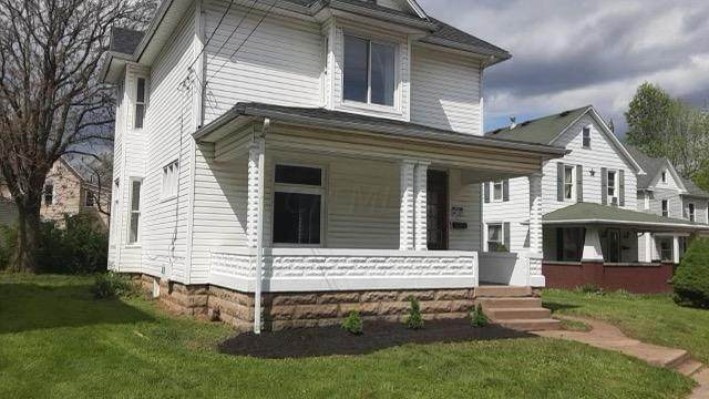 728 W Main Street, Newark, OH 43055 (MLS #221014972) :: Jamie Maze Real Estate Group