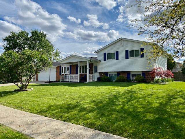 281 Bexford Road, West Jefferson, OH 43162 (MLS #221015107) :: The Tobias Real Estate Group